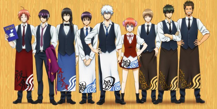 *In unison* Welcome to Sato no Kokoro Restaurant! @kamuiyatochi @destroyingtherotten @futurezurajoui