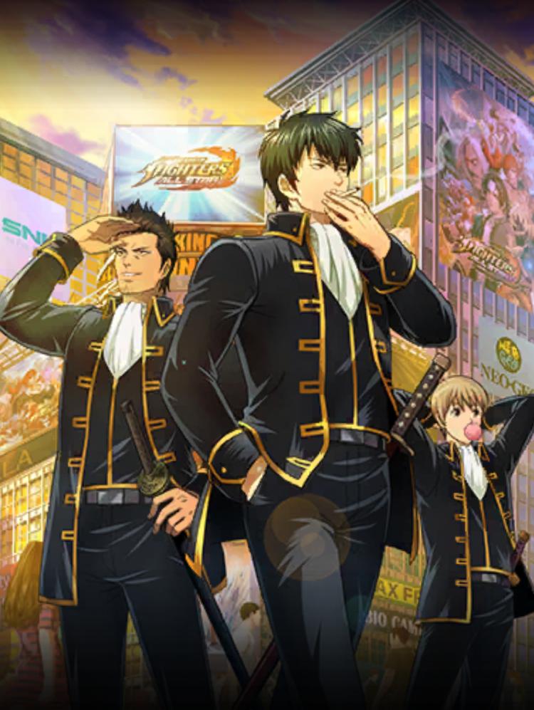 *On patrol with Toshi and Sougo* @toshizosaotome @sadistprince Ooh things around here look okay! Thi