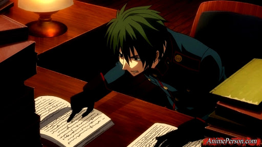 *Takeda was studying the legal resources at the TCA of the Blue Flames. It was crucial that he be we