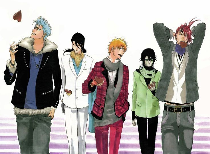 *taking a walk with his crew along the streets of Akiba.* @pantera @princeofsilence @tormentademurci