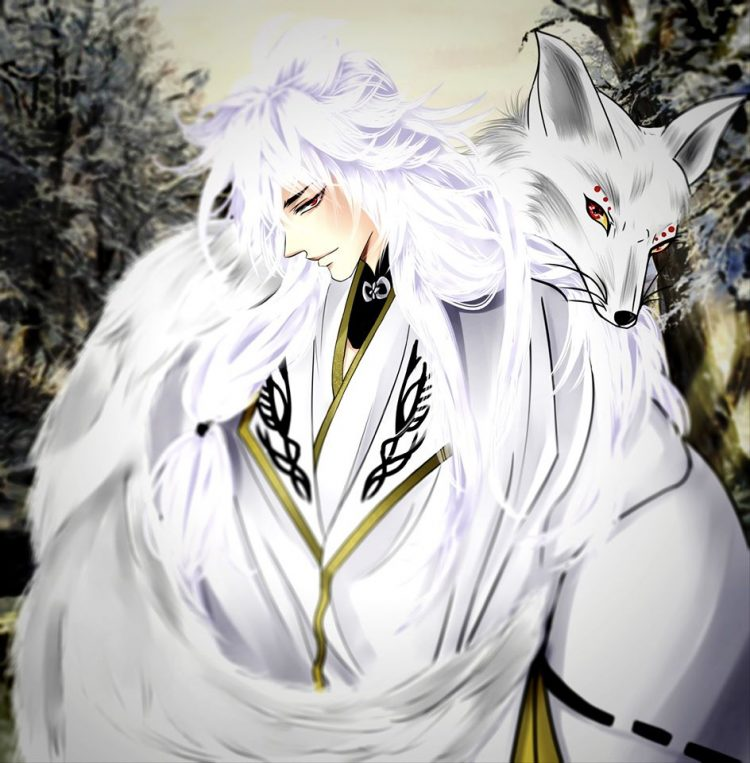 *Kitsune Kingdom was his next stop. Things there were great. He was gentle with his kitsune kind and