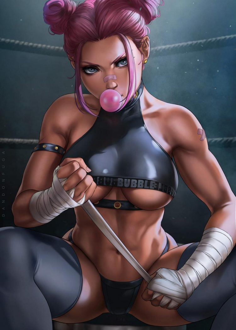 *Getting ready to tone up then practice her kickboxing skills* B8FC5D8F-DA5E-4D8D-8A1B-C5A1423D9A7B
