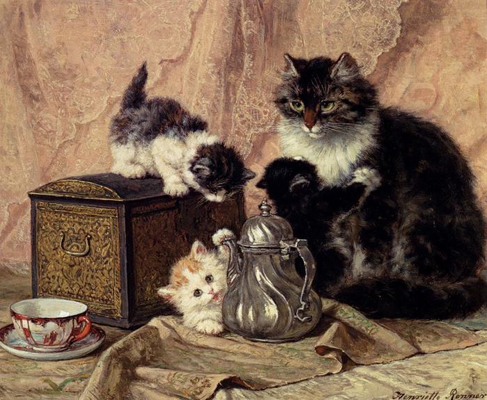 Happy Mother's Day mommy Cindy Cyan! @gattakawaii @duegattigemelli @kuro-sloth Ronner-Knip