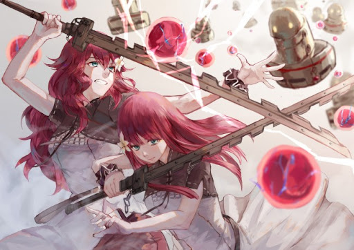*Jean had decided to take some basic swordsmanship classes with Hikari to better improve her combat