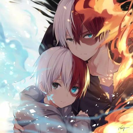 *Shotaro and Shoto.* @tetsu-shiro aB0nbNQ_460s