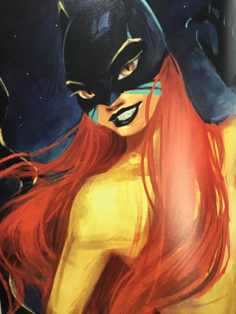 *One of Trixie's main goals was to follow in her mother's footsteps. Patsy was Hellcat i
