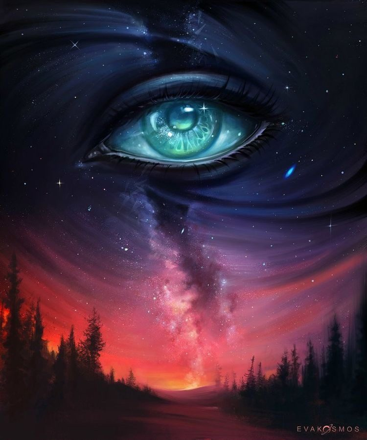 *Cosmic Eye* 0F3A1CFB-0A37-4884-A0AC-A80CF3ECCD7F