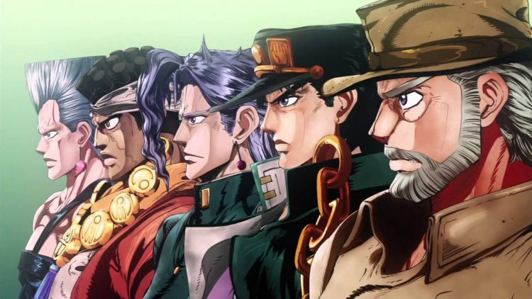 Happy Father's Day old man Joseph! @battletendency @polnareff @avdol @starplatinum 12158bacf3a