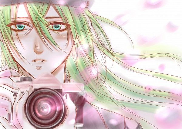 Ukyo: *They day was perfect to take the students outside and get them to do some hands-on photograph
