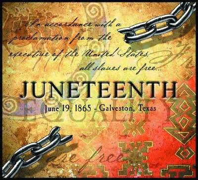 // Happy Juneteenth! Happy Summer Solstice and Happy Father's Day!! One helluva weekend ;) 6a0