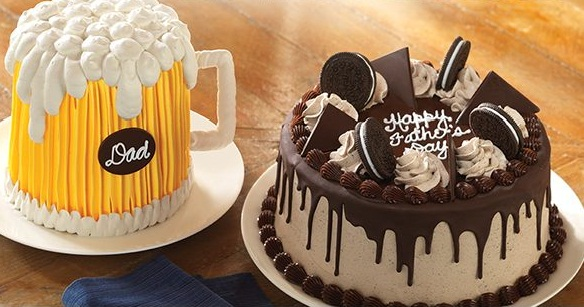 *SugarSweet Bakery displays all the cakes and sweets that are meant to celebrate Father's Day.