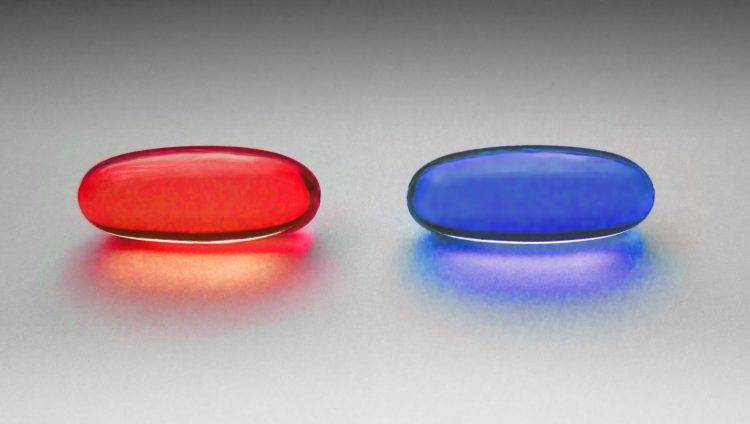 On the left, Zyoxanafil. On the Right, Doxipryl. Both are said to effectively suppress hearts, so lo