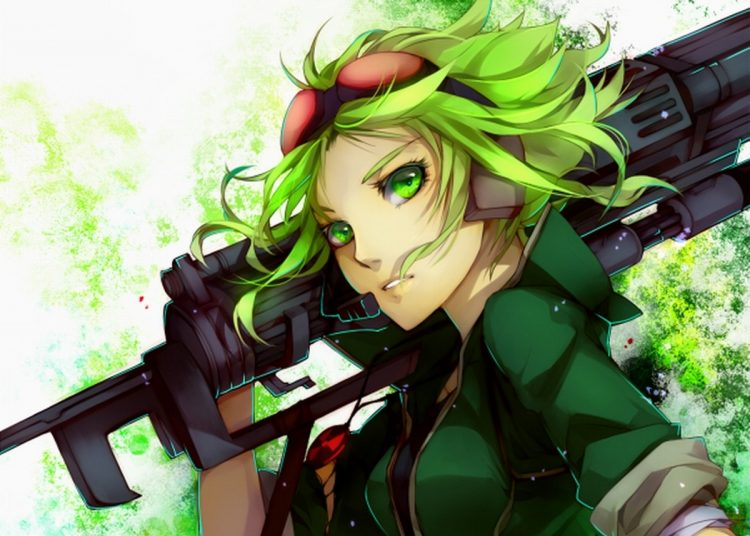 *Heads out to the shooting range to get some practice since she was taught not to rely solely on her