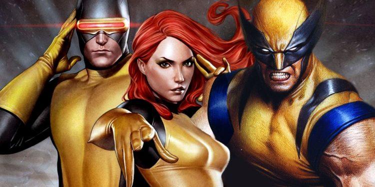 Wolverine-Cyclops-Jean-Grey-Romance