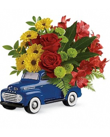 *Father's Day Flower Deliveries were already being sent out.* sku3530277
