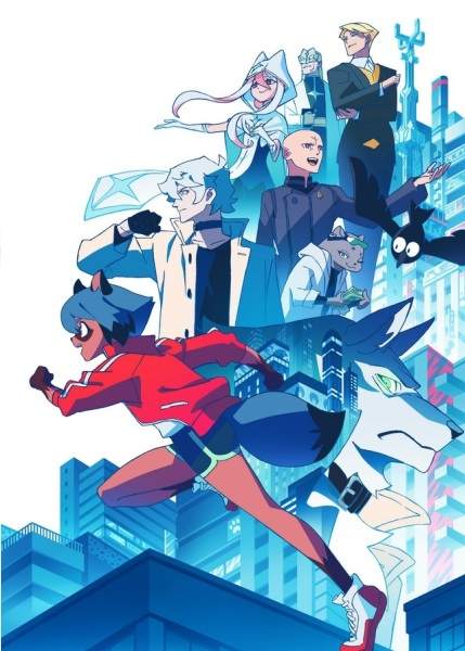 BNA: Brand New Animal Studio Trigger is back with a brand new series full of everything you could wa