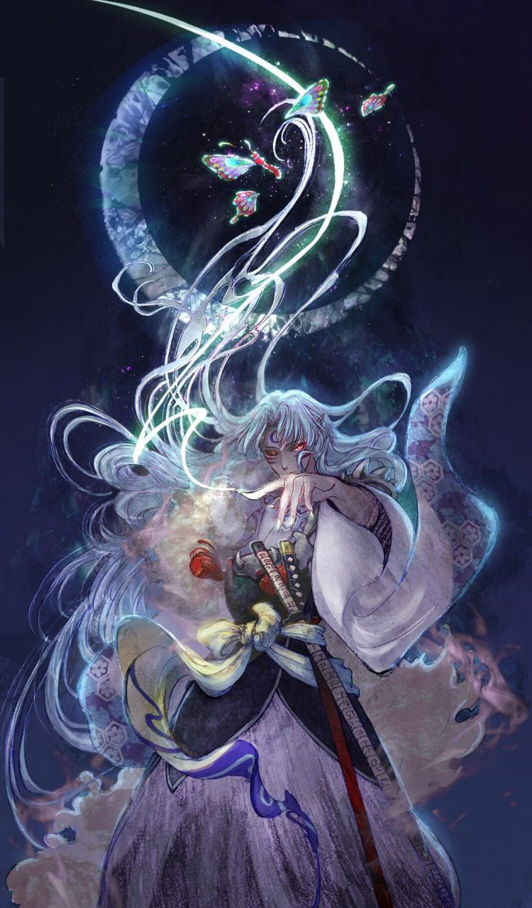 *As he waited for Ryura to pass his challenges. Lord Sesshomaru set forth to punish a few of the unr