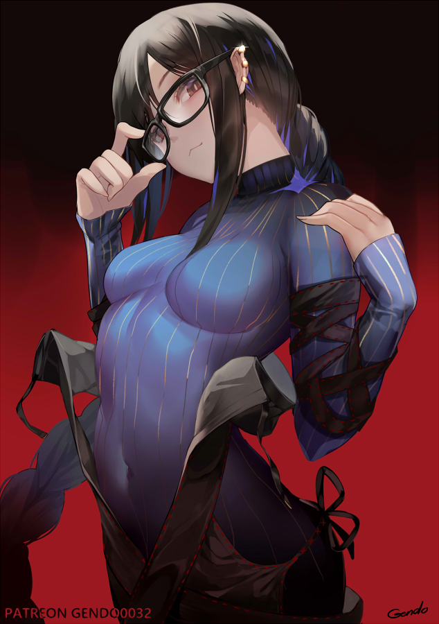 *She smiles and then inspects the drinks.* Auntie! I hope one of those has my name on it. Assassin.(
