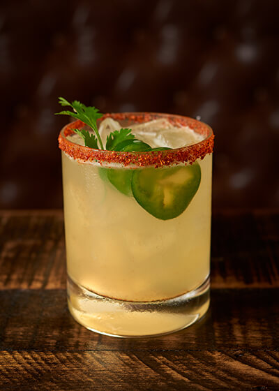 More drinks in the menu! This is a Spicy Margarita! DBC09B2A-48A9-415A-996D-08C862A8C0E1