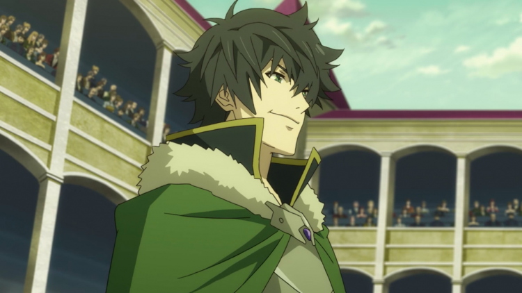 *He looks around the place, the academy is huge and there are many students of diverse types. Mainly