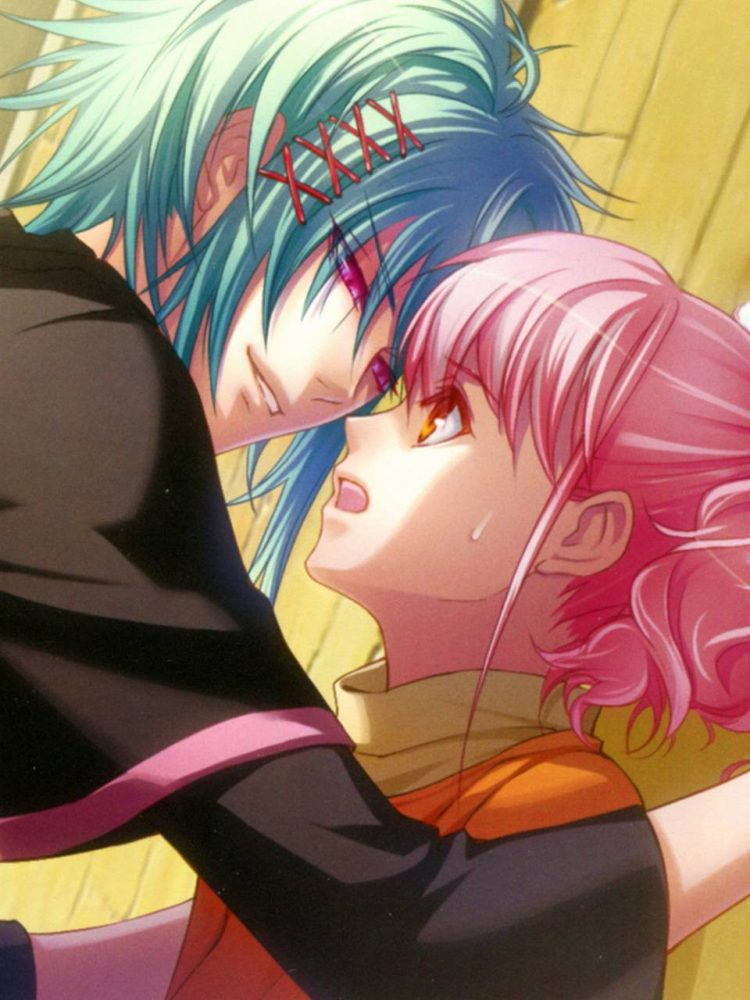 *going for the kiss, love making my wife blush.* @leviachan crop (1)