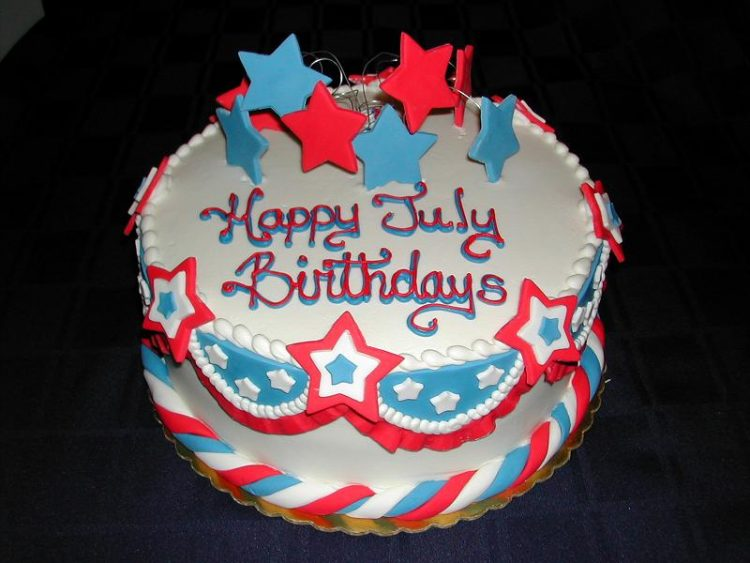 The staff at SugarSweet Bakery would like to Wish A Happy Birthday to all those born in July! happy-