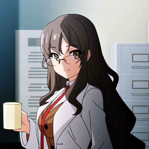 *Later on she returns to check on her faculty, just to make sure that the schedule adjustments were
