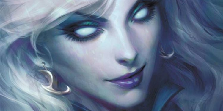 Welcome back home my family and friends! I see you there ;) artgerm-lady-death-1400