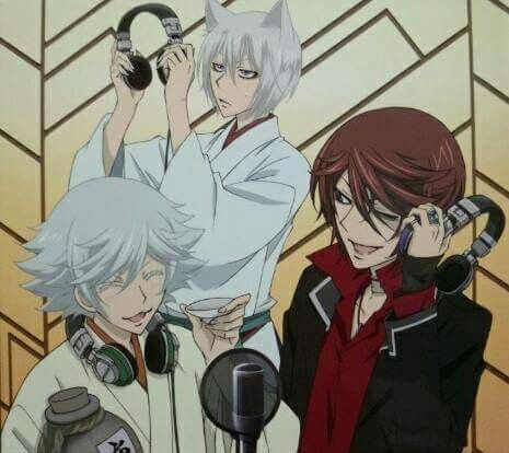 *Working with the help of Tomoe, whom he practically had to beg to get into the studio and his old f