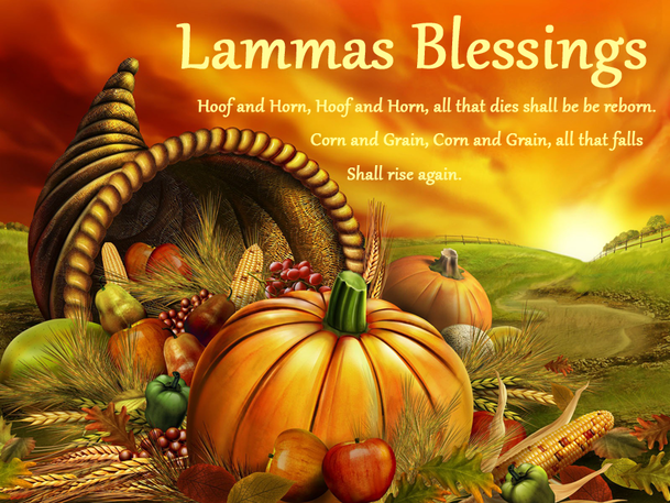 *In celebration of Lammas, Ren was making peach pies and drinks. There were berries in bowls through