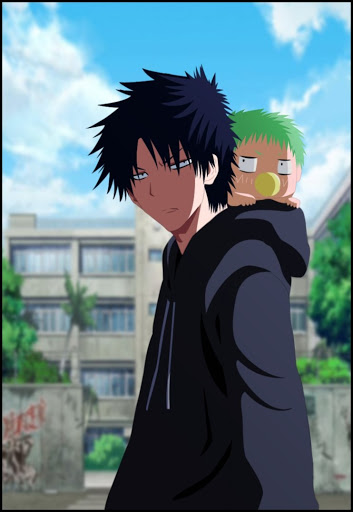 *Taking a stroll through Akiba with Baby Beel.* @babybeel unnamed (22)
