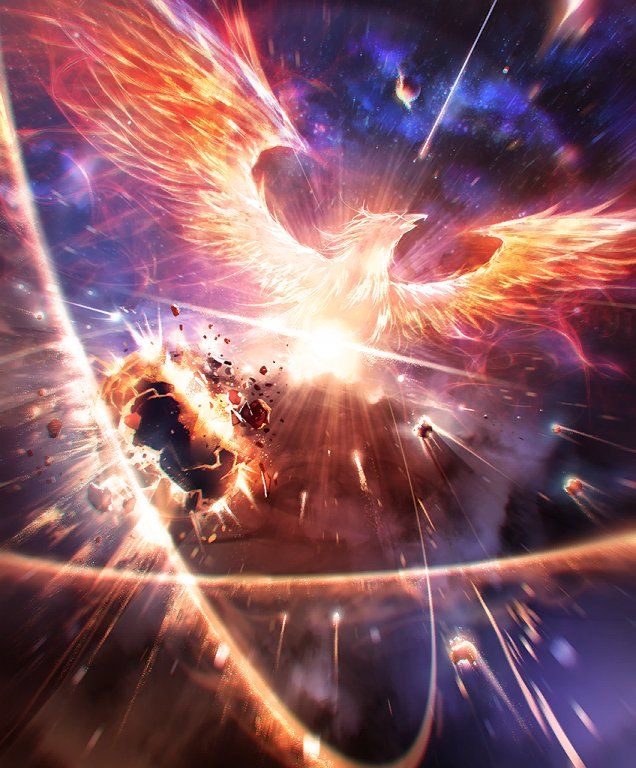 """""""Everybody thinks the Phoenix Force is turning me into some kind of cosmic destroyer, but it&#8217"""