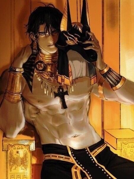 *the masseur that Noloty had hired was dressed in Egyptian style clothing as instructed by his manag
