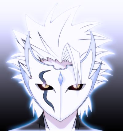 *Shoto arrives and senses his wife, as he walks towards her he removes his mask.* You look strikingl