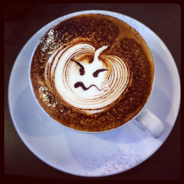 Our baristas are incredibly talented! D37ADAE8-89AE-4CFB-8AEA-29B3166F7F6E