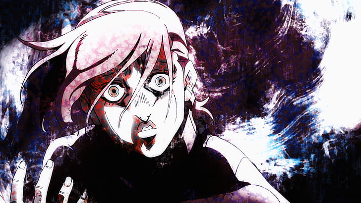 *Doppio makes his way into the nightclub.* Wait! What is this place? The boss Diavolo never told me