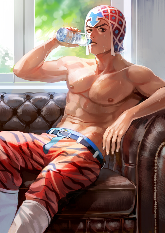 *After working for the modeling agency, on a Sunday of all days, Mista was back at what he considere