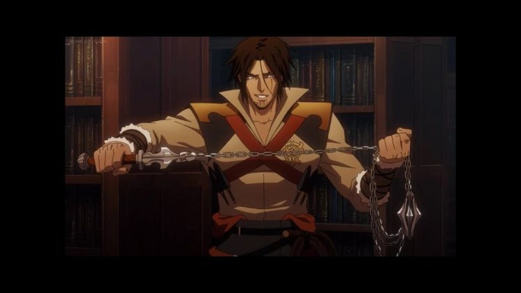 Tch! *he had moved closer to Alucard so he could talk to him.* If she has such a grip on all these v