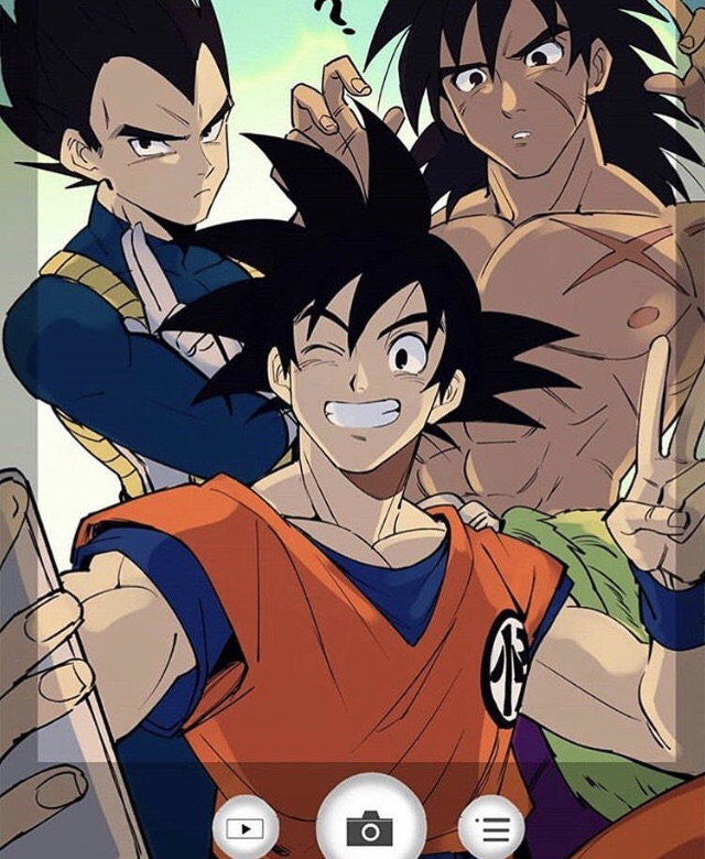 @vegetadbz @broly Come on guys! We can beat each other senseless at the dark tournament! Let's