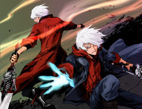 *Basophil was there to assist Lord Gintoki Lucifer and his great great great grandson Shiroyassha in