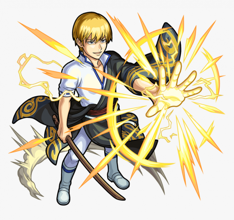 *The successful rescue of Dez is close at hand.* 359-3599338_monster-strike-kintoki-hd-png-download