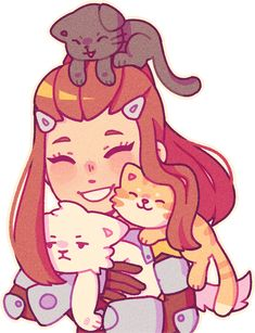 *Stops at the pet shelter to volunteer once again to care for the pets* You're so adorable!! 598AD