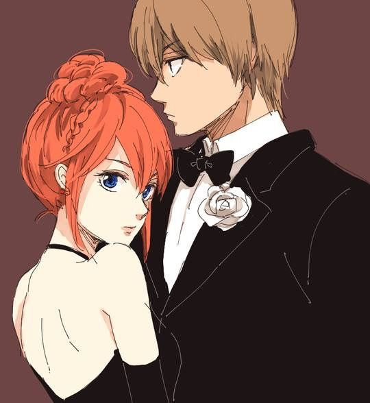 *Kikuno and Sougo joined their family as they hopped around from place to place, drinking, laughing