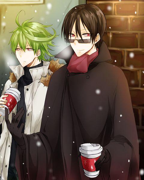 *As he was taking a walk through Akiba. He bumps into Doctor Yukiko's brother, Principal Yukio