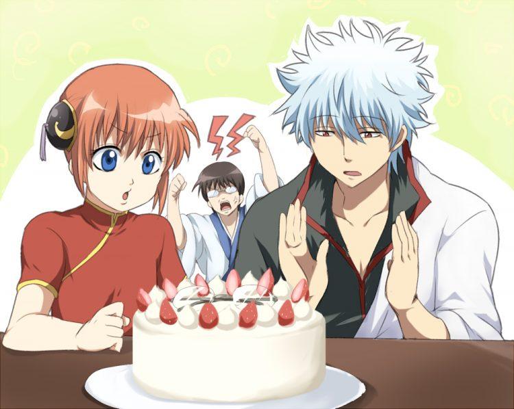 Wait waitttt! I have to put the candles on the cake first! Yorozuya.full.535330
