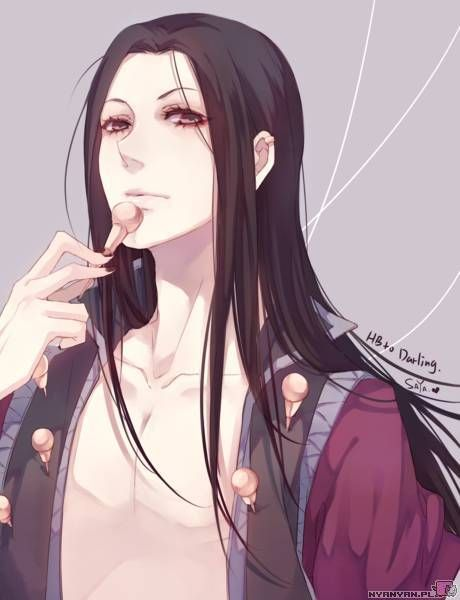 Oh? *smirks as he looks down on Hisoka.* Was that you? I might have gotten slightly carried away. cb