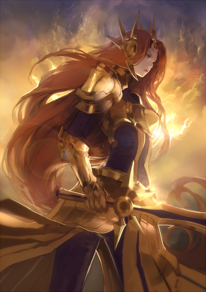 *Leona would later head to the area known as the Labyrinth of Time and see if there had been news fr
