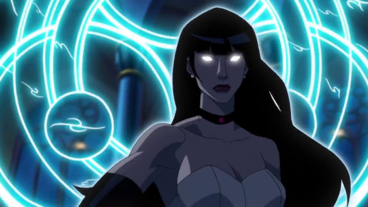 *Zehellenia was deeply focused on what was coming from underneath, from La Bas. She grinned and felt