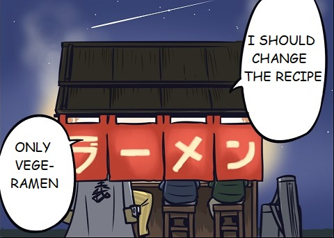 *thanks to Tsukito they are now in Lunaris* Since we are now at Lunaris i should take out the menu t