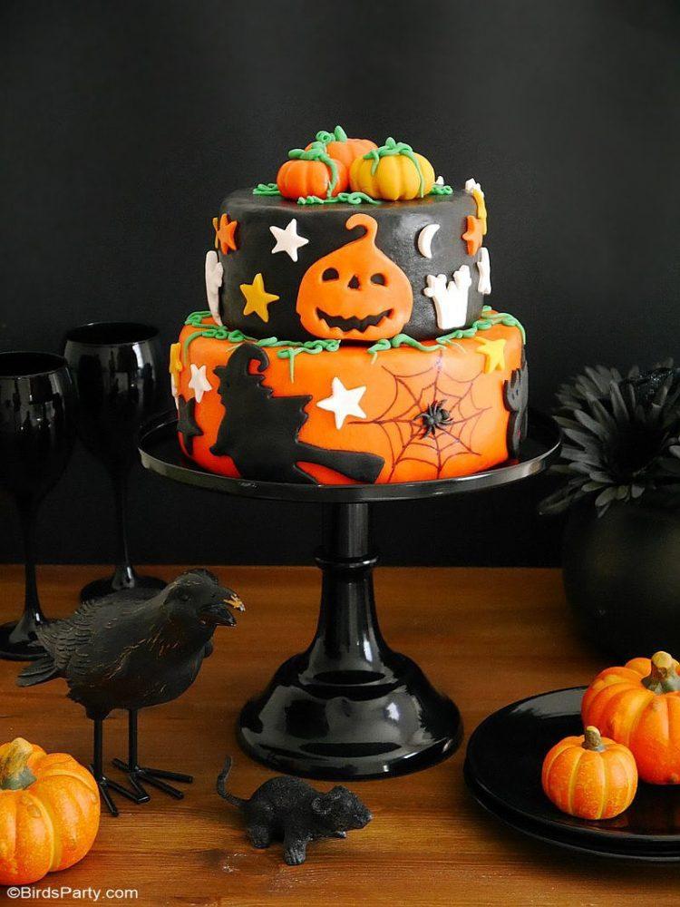 @lordsugarsesshy @gattonero @satanascorpioneregina Happy Birthday! ;) spooky-halloween-cake1